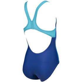 arena Cherry Pro Back One Piece Swimsuit Girls, azul